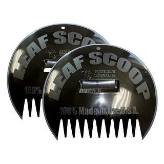 "Bully Tools 1000 Leaf Scoop, 12-1/2"", Polypropylene"