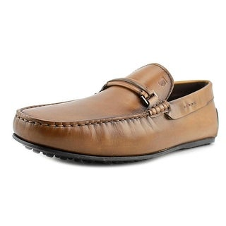 Tod's Morsetto Selleria City Gommino A Square Toe Leather Loafer