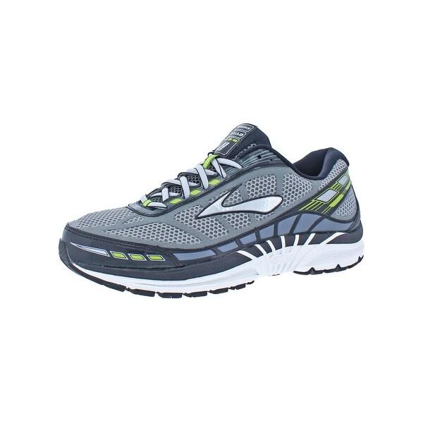 3d54d666ca5 Brooks Mens Dyad 8 Running Shoes Running Lightweight - 8 extra wide (4e)