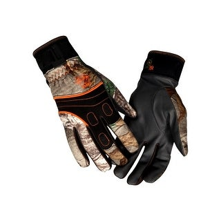 Rocky Outdoor Gloves Mens Athletic Mobility Level 2 Realtree HW00125