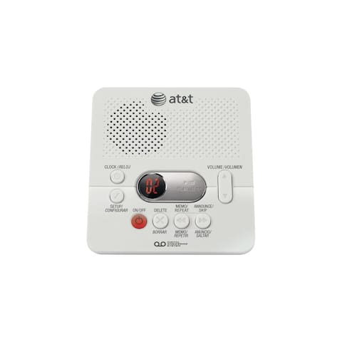 AT&T 1740 Caller ID - White