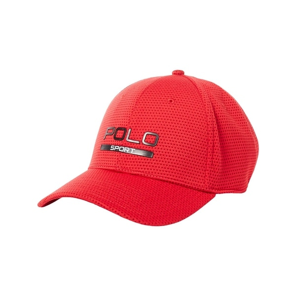 ed15cd53 Shop Polo Ralph Lauren Mens Cap Mesh Signature - O/S - Free Shipping On  Orders Over $45 - Overstock - 28008874