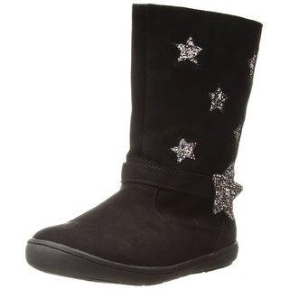 Rampage Girls Lil Estella Mid-Calf Zipper Chukka Boots
