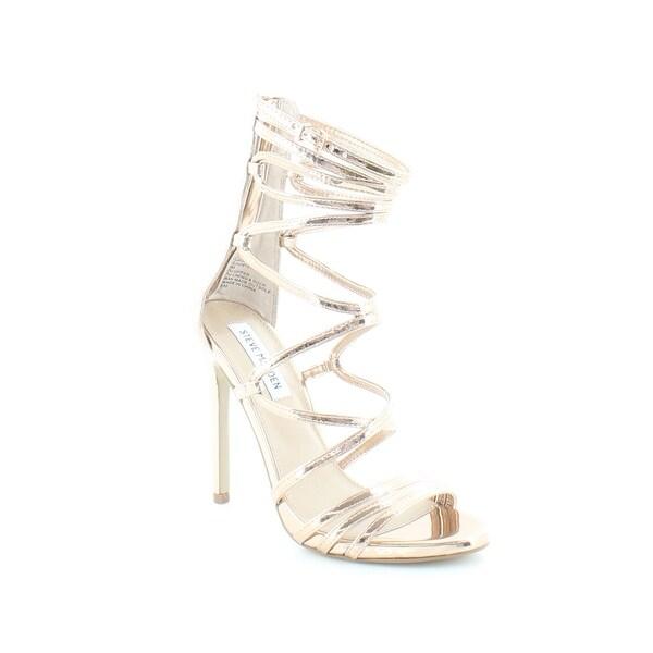 21b05176bea Shop Steve Madden Flaunt Women s Sandals Rose Gold - Free Shipping ...