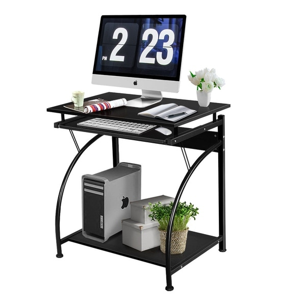 Office Furniture Free Shipping: Shop Costway Computer Desk PC Laptop Table Study