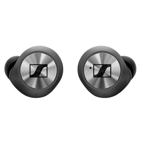 Sennheiser MOMENTUM True Wireless Earbuds (Black)