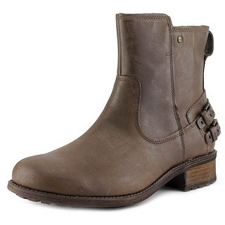 Ugg Australia Orion   Round Toe Leather  Boot