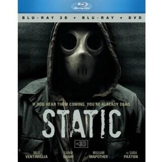 Static [BLU-RAY]