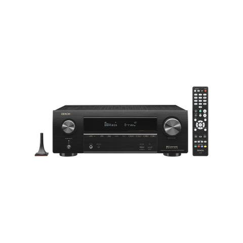 Denon AVR-X4400H 9.2 Channel Full 4K Ultra HD Network AV Receiver