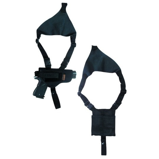 Nylon Shoulder Holster Medium Frame Automatic Number 3
