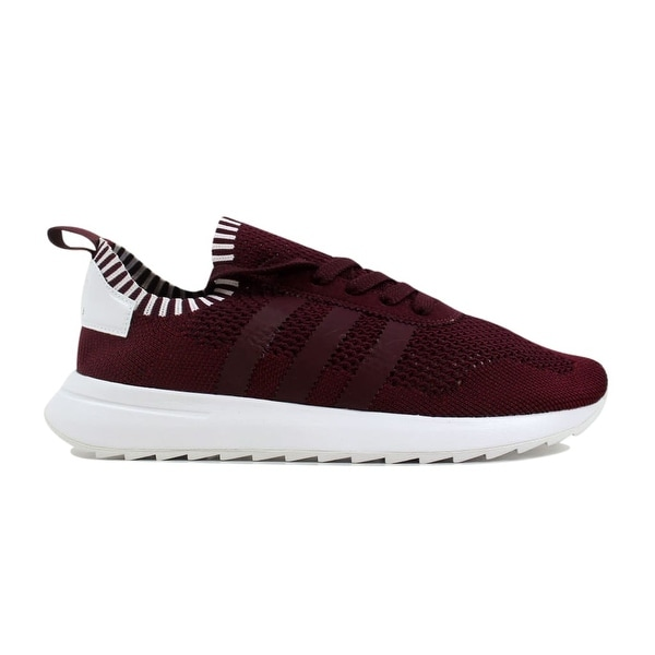 finest selection fc06e d13ae Adidas Women  x27 s Flashback W Primeknit Maroon Maroon-White BY2795