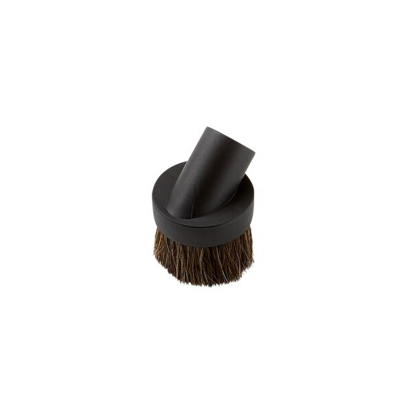 Nutone CT105 2-4/5 Inch Diameter Natural Hair Dusting Brush for use with  Central Vacuum Systems