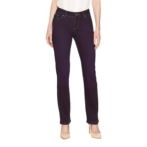 Lee Misses Platinum Label Curvy Fit Straight Leg Jean