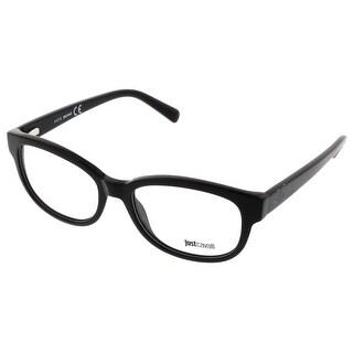 Just Cavalli JC0532/V 001 Black Wayfarer Optical Frames - 53-17-140