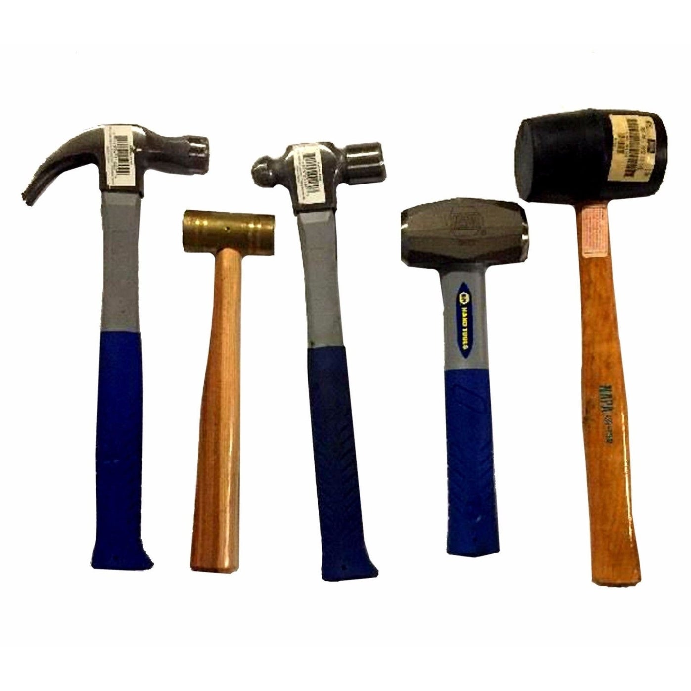 NAPA Ball Peen Hammer 16 oz Fiberglass Cushion Grip Handle