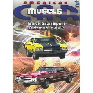 American Muscle Car - Buick Gran Sport/Oldsmobile 442 - DVD