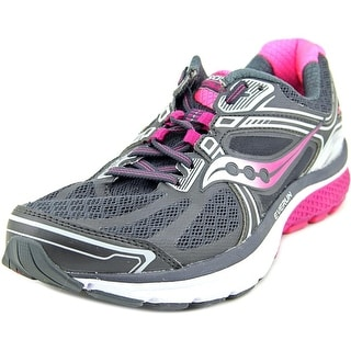 Saucony Omni 15 Women  Round Toe Synthetic Gray Running Shoe