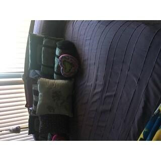 Madison Park Richmond Plum Duvet Cover Set