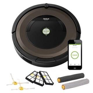 iRobot Roomba 890 w/ Roomba 800 and 900 Series Replenishment Kit
