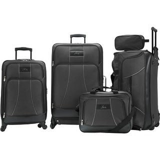 Skyway Luggage Seville 5 Piece Travel Set Black - US One Size (Size None)