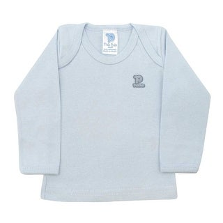 Baby Long Sleeve Shirt Unisex Infant Classic Tee Pulla Bulla Sizes 0-18 Months