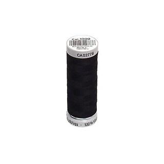 749559 1000 Gutermann Decor Rayon Thread 200m Black