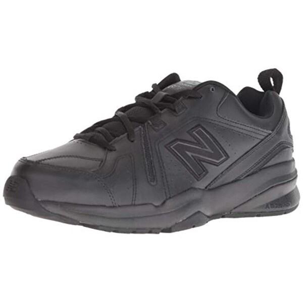 New Balance Men's 608V5 Casual Comfort Cross Trainer, Black