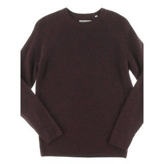 Ben Sherman Mens Pullover Sweater Ribbed Knit Wool Blend (3 options available)