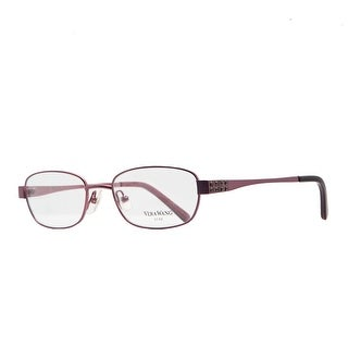 Vera Wang Luxe EXQUISITE BB Pink Womens Optical Frame