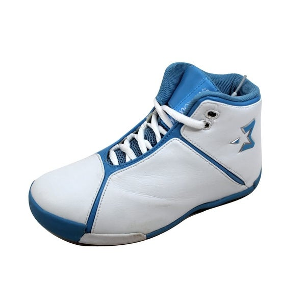 Shop Starbury Grade-School Starbury One White Surf Blue 20260 Size ... 48cd8dd03