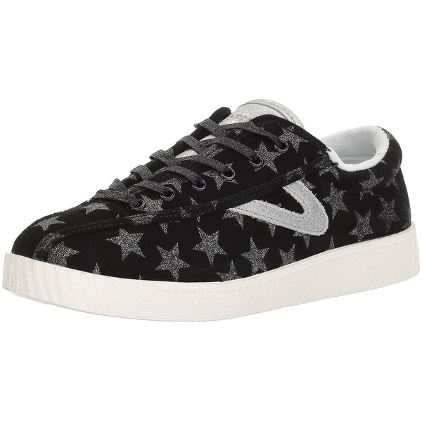 Tretorn Womens Nylite25plus Low Top Lace Up Fashion Sneakers