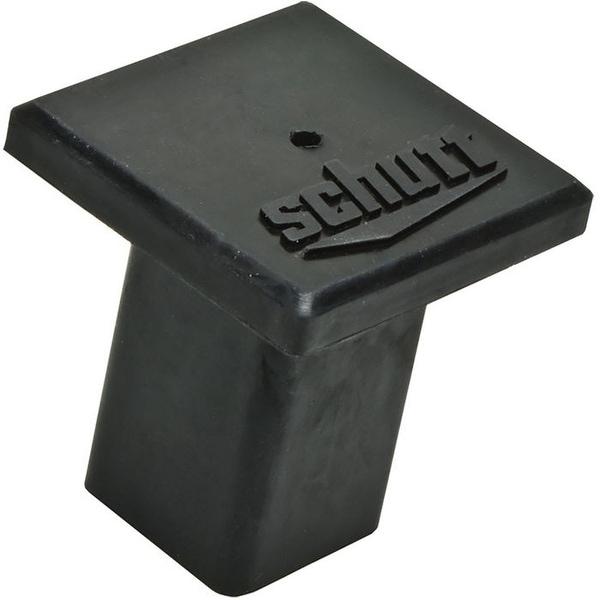 Schutt Square Base Plug (Set of 3) Black