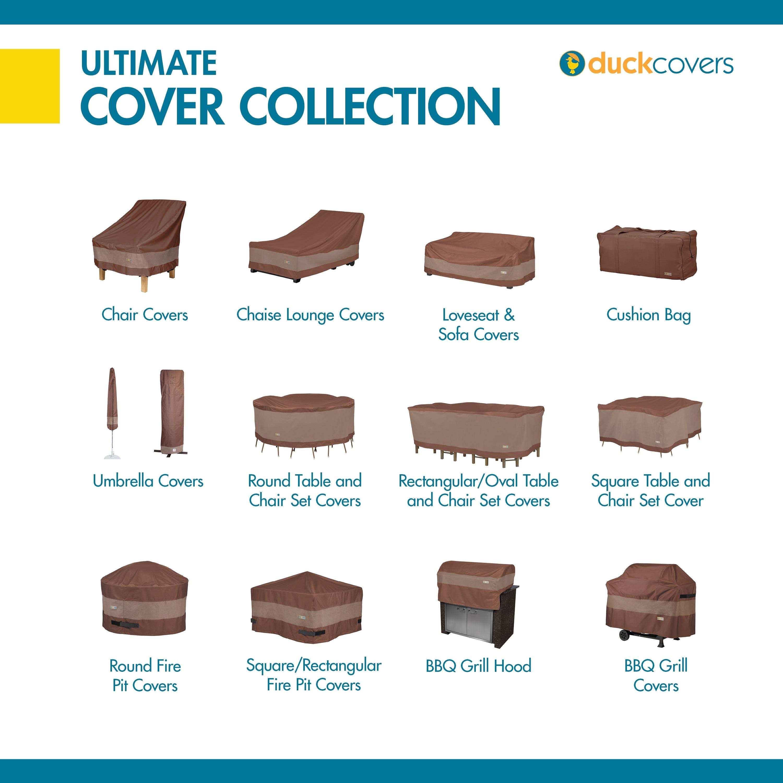 Patio, Lawn & Garden Fire Pit Covers ghdonat.com Duck Covers ...
