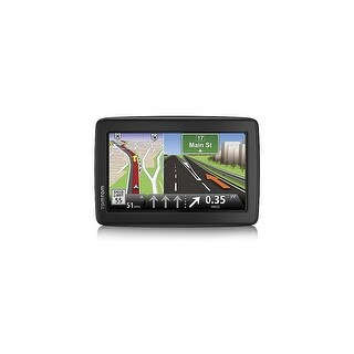 TomTom VIA 1515M 5-inch Automotive GPS w/ Lifetime Map Updates & Spoken Street Names