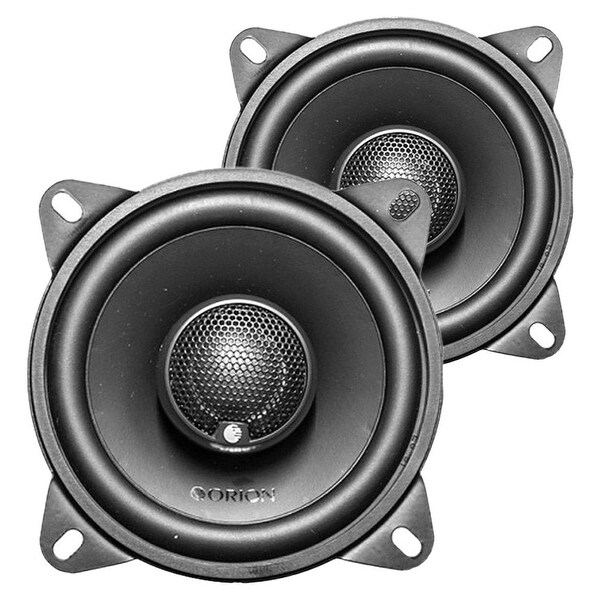 """Orion XTR40.2 4"""" 2-Way XTR Series 250W Coaxial Speakers - Pair"""