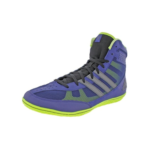 Adidas Mens Mat Wizard.3 Wrestling Shoes Performance Lightweight