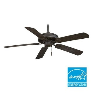 "MinkaAire Sundowner 5 blade 54"" Indoor / Outdoor Energy Star Ceiling Fan - Blades Included"