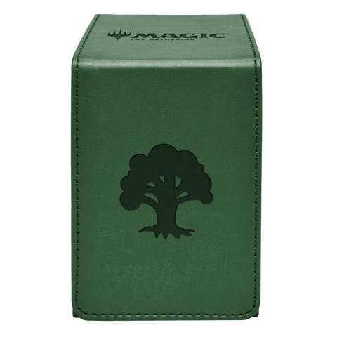 Magic Flip Box Alcove Green