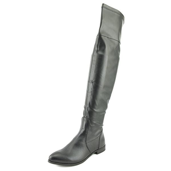 Shoedazzle Jenea Black Boots