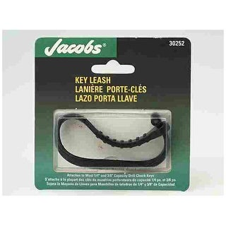 "Gearwrench 30252 ""Jacobs"" Rubber Chuck Key Holder - Black"