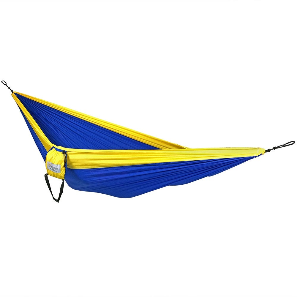 Sunnydaze Double Camping Hammock - Multiple Colors Available - Thumbnail 8