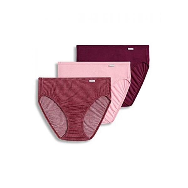 78a65bdbc37d Shop Jockey Women's Underwear Supersoft French Cut - 3 Pack - Free Shipping  On Orders Over $45 - Overstock - 20376368