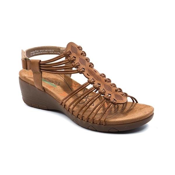 Baretraps Haydin Women's Sandals & Flip Flops Caramel