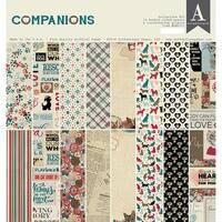 """Authentique Collection Kit 12""""X12""""-Companions"""