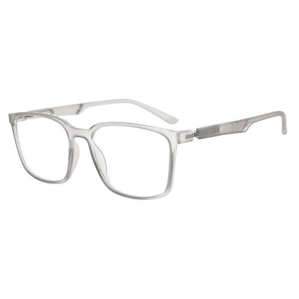 351a8f9cbc Eyekepper Useful Large Plastic Frame Readers Special Spring Hinges Reading  Glasses Men Women (Grey-