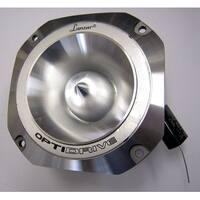 4-in x 4-in 500 Watt Peak Die-Cast Aluminum Titainium Super Tweeter 4 ohms
