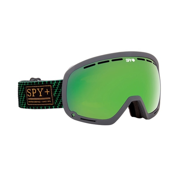 Spy Optic 313013145373 Marshall Snow Ski Goggles Green Bronze Green Spectra - undercover green