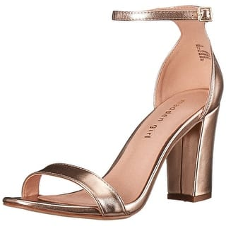 Madden Girl Women's Beella Heeled Sandal, Rose Gold - Rose Gold|https://ak1.ostkcdn.com/images/products/is/images/direct/1bf1f17733d34af0304299c7ffa28bd492db20c3/Madden-Girl-Women%27s-Beella-Heeled-Sandal%2C-Rose-Gold.jpg?impolicy=medium