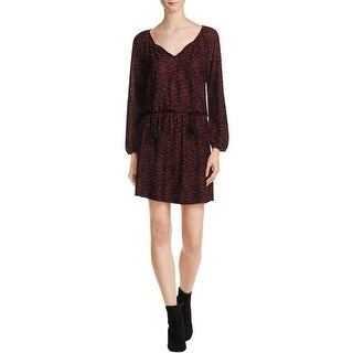 Soft Joie Womens Tahiya Casual Dress Heathered Mini