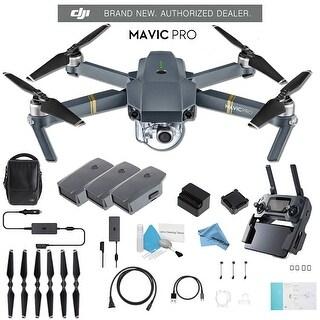 DJI Mavic Pro Fly More Combo CP.PT.000642
